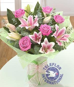 [영국]꽃다발-1