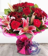 [영국]꽃다발-2