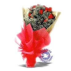 [싱가포르]꽃다발-1