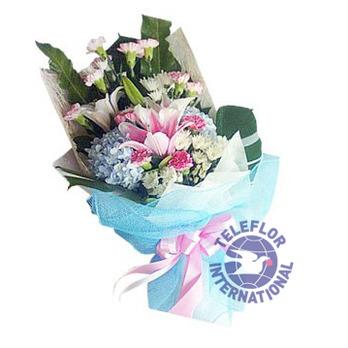 [태국]믹스 꽃다발