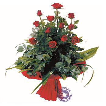 [스페인]빨간장미 꽃다발