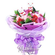어린이꽃다발(핑크)