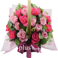 비누꽃-오직그대만-핑크