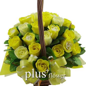 비누꽃-최고의사랑-옐로우